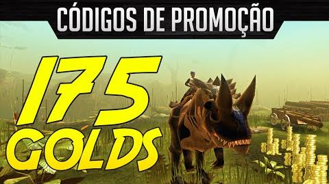 Dino Storm Códigos Moedas de Ouro (Especial de Natal) 1 s