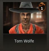 Tom wolfie