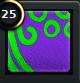RingDots PurpleGreen