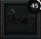 RoundGlasses Black