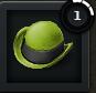 Flat Olive