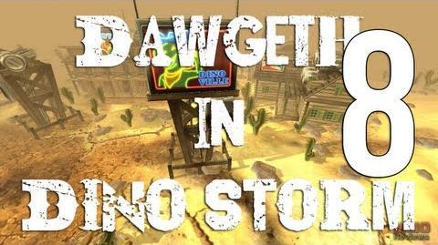Dino Storm - Episode 8 - Diving Back Into Dinoville!