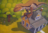 HDDSS Gigantosaurus