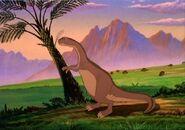 LBT plateosaurus