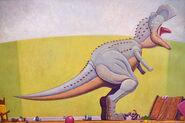 HDDSIM Albertosaurus