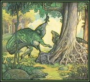 Stout-william-td-parasaurolophus-lunch-d50-artfond