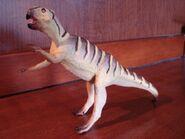 Carnegie psittacosaurus
