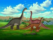 Sue With Her Boyfriend the Ultrasaurus