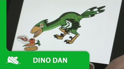Dino Dan Troodon Promo