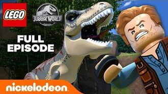 "LEGO® Jurassic World FULL EPISODE Sneak Peek - ""MISSION CRITICAL"" Nick"