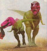 Tyrannosaurus An Alphabet of Dinosaurs