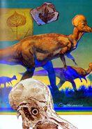 Corythosaurus National Geographic 1978