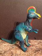 1992 Thunder Beasts Corythosaurus