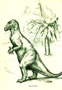 Iguanodon In the Days of the Dinosaurs