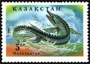 Stamp of Kazakhstan 064