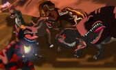 Clash of the kings sharptooth riot by asuma17-d4qo4qn
