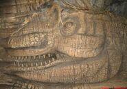 Allosaurus on Tree of Life Disney Animal Kingdom
