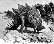 Strange Creatures of the Past - The Armored Dinosaur