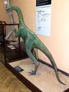 MEPAN Gallimimus bullatus model