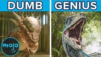 Top 10 Dinosaur Facts That Inspired Jurassic World
