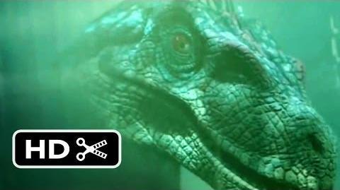 Jurassic Park 3 (4 10) Movie CLIP - Raptor Ambush (2001) HD