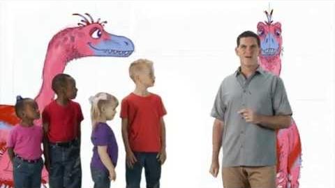 Velociraptor - Dinosaur Train - The Jim Henson Company
