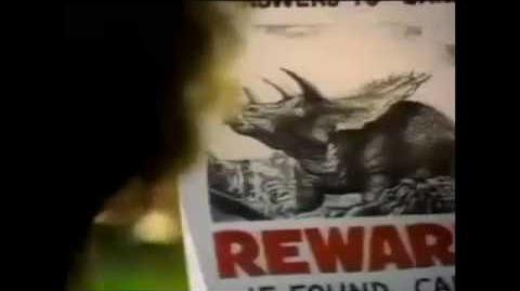 Jurassic Park River Adventure - Universal Studios Escape - Islands of Adventure TV Commercial (1999)