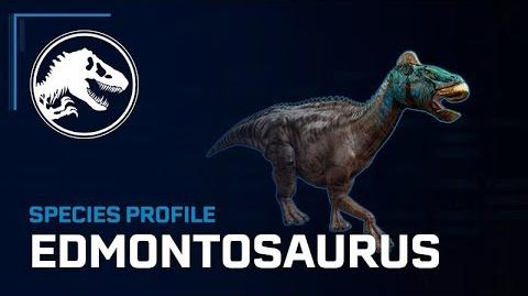Species Profile - Edmontosaurus