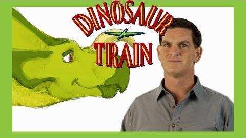 Einiosaurus - Dinosaur Train - The Jim Henson Company