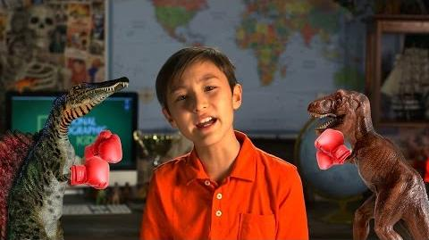 All About The Spinosaurus Nat Geo Kids Dinosaurs Playlist