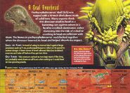 Pachycephalosaurus back