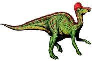 Robert F Walters corythosaurus