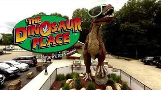 The Dinosaur Place - A Must See Summer Adventure For All Ages In Connecticut