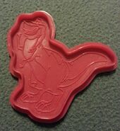 Were back cookie cutter rex