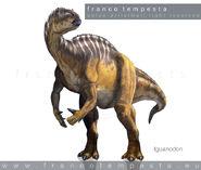 08-iguanodon-SMITHSONIAN-dinosaur-stickers