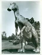 Jonas Studios 1964 World's Fair Edmontosaurus