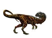DilophosaurusFeathers