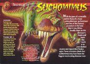 Suchomimus front
