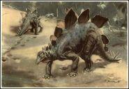 31 prean Burian stegosaurus