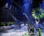 Brachiosaurus WWD