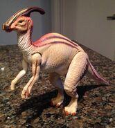 Parasaurolophus Jurassic Park toy