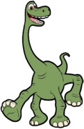Arlo the Apatosaurus