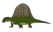 Dimetrodon 695878