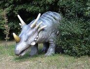 Gartenschau Kaiserslautern Dino