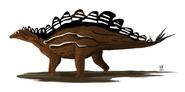 Stegosaurus stenops Sophie wiki martyniuk