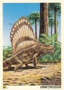 Dimetrodon-card