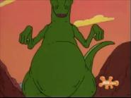 Rugrats Velociraptor