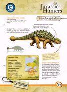 Euoplocephalus Geoworld front