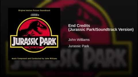 End Credits (Jurassic Park Soundtrack Version)