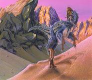 Oviraptor philoceratops